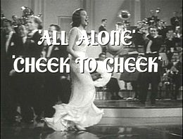 Ethel Merman in a trailer for Alexander's Ragtime Band (1938)