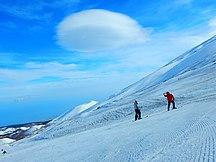 Sicilien-Erhvervslivet-Fil:Etna ski