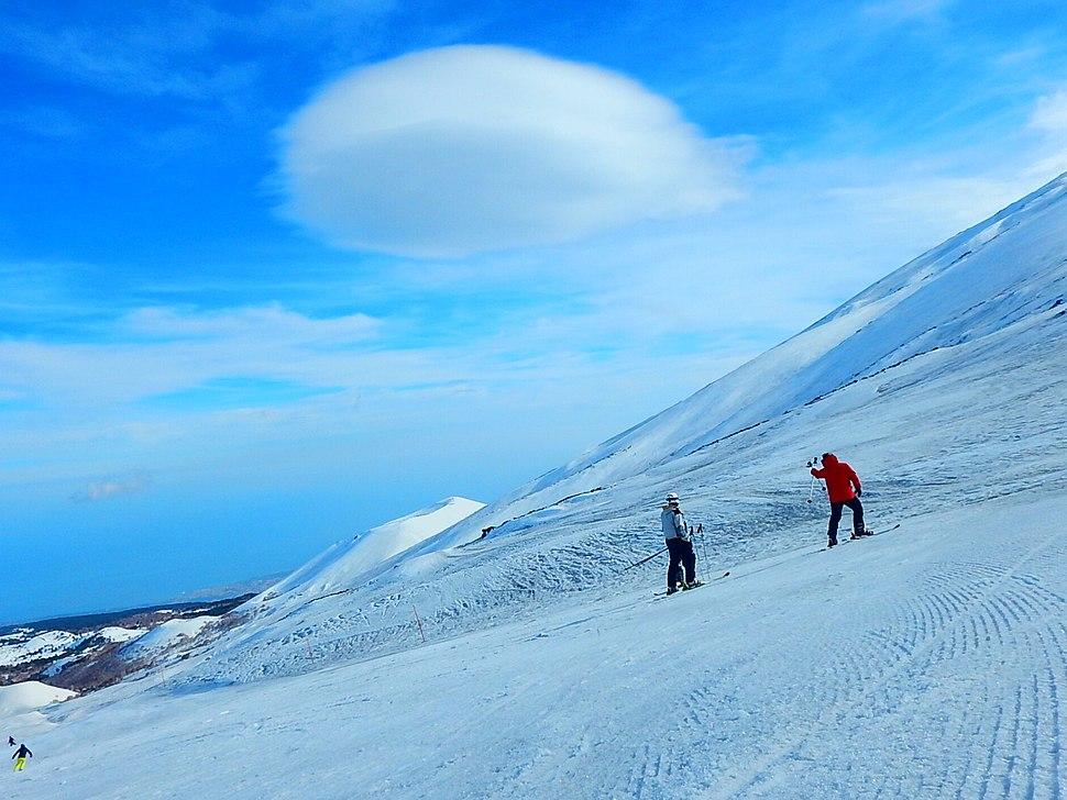 Etna ski