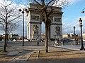 Etoile et Arc de Triomphe.JPG