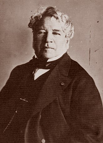 Eugène Isabey - Eugène Isabey (c.1860); photograph by Nadar.
