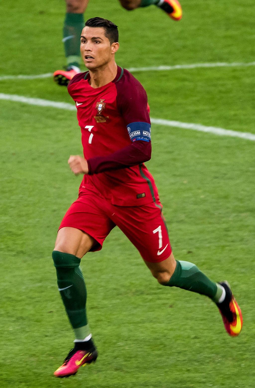 Euro 2016 Cristiano Ronaldo