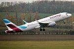 Eurowings Europe, OE-IEW, Airbus A320-214 (31441132925).jpg