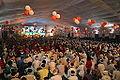 Evening Prayers - Rawatpura Sarkar Ashram - Chitrakoot - Satna 2014-07-05 6668.JPG