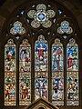 Evesham, All Saints' church, East window (26607809609).jpg