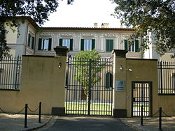 Villa Maria Beatrice Via Manzoni Firenze