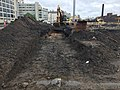 Excavating a duct bank for the future Mid-day storage yard. (CQ033, 07-23-2018) (28786539937).jpg