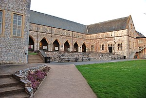 University of Exeter - North Cloisters, St Luke's Campus
