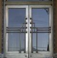 Exterior door detail, Forest Service Building, Ogden, Utah LCCN2010718870.tif