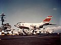 F3H-2 of VF-31 landing on USS Saratoga (CVA-60) 1959.jpeg