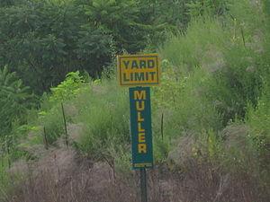 Duryea, Pennsylvania - Duryea Yard (or Muller yard)