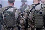 FBI Hostage Rescue Team Agents