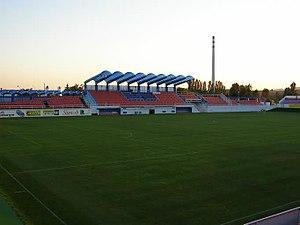Štadión FC ViOn - Image: FC Vi On stadium 2