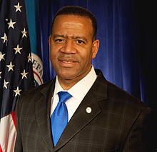 FEMA - 41848 - Kelvin Cochran, Administrator for the Federal Emergency Management Agency US Fire Administration.jpg