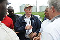 FEMA - 43923 - FEMA FCO, Mississippi Governor, and Officials at Disaster Area.jpg