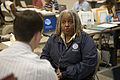 FEMA - 45469 - a FEMA public information officer is interviewed by local media.jpg