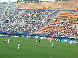 2012 FIFA U-20 Women's World Cup - Nigeria vs. Japan