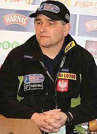 FIS Ski Jumping World Cup Zakopane 2007 - press conference - Zbigniew Klimowski.jpg