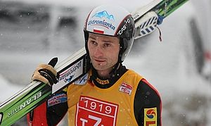FIS Ski Jumping World Cup Zakopane 2008 - Rafał Śliż