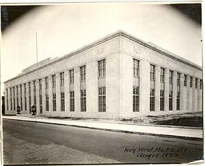 Sidney M. Aronovitz United States Courthouse - The Sidney M. Aronovitz United States Courthouse.
