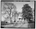 FRONT ELEVATION - William Wiatt Norvell House, 822 Federal Street, Lynchburg, Lynchburg, VA HABS VA,16-LYNBU,108-1.tif
