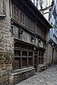 Façade de la maison au 8 rue de la Cordonnerie, Dinan, France.jpg