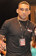 UFC Heavyweight Fabrício Werdum