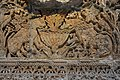 Facade of Qasr Mshatta, Umayyad, 8th cent.; Pergamon Museum, Berlin (14) (39327733295).jpg