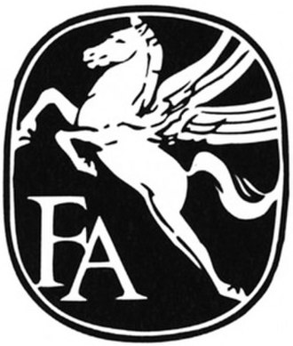 Fairchild Aircraft - Image: Fairchild logo