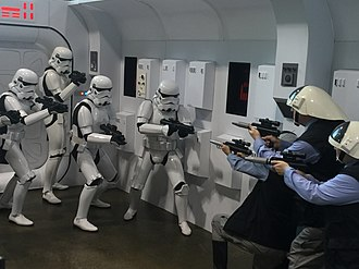 501st Legion - 501st at the Fan Expo Canada 2016 in Toronto.