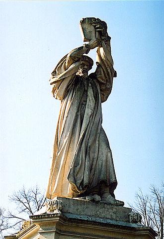 William Farel - Statue of Farel in Neuchâtel