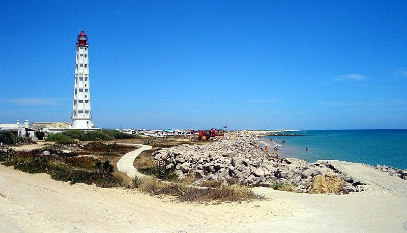 Roteiro pelas praias de Faro