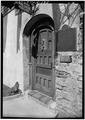 February 1965 MAIN ENTRY - Gonzalez-Alvarez House, 14 Saint Francis Street, Saint Augustine, St. Johns County, FL HABS FLA,55-SAUG,11-12.tif