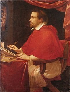 Federico Borromeo Cardinal Archbishop of Milan
