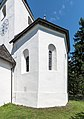 Feldkirchen Sankt Ulrich Pfarrkirche hl Ulrich Apsis SO-Ansicht 19072017 0184.jpg