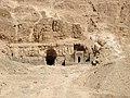 Felsengräber Deir el-Bahari 03.JPG
