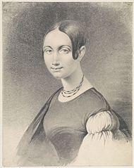Portrait of Fenna Mastenbroek