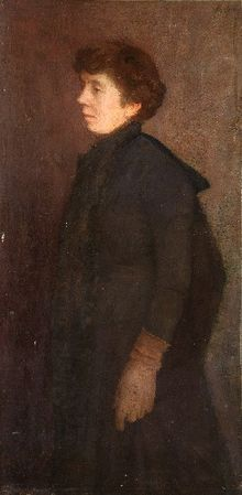 Ferenczy Portrait of the Artist's Wife 1892.jpg