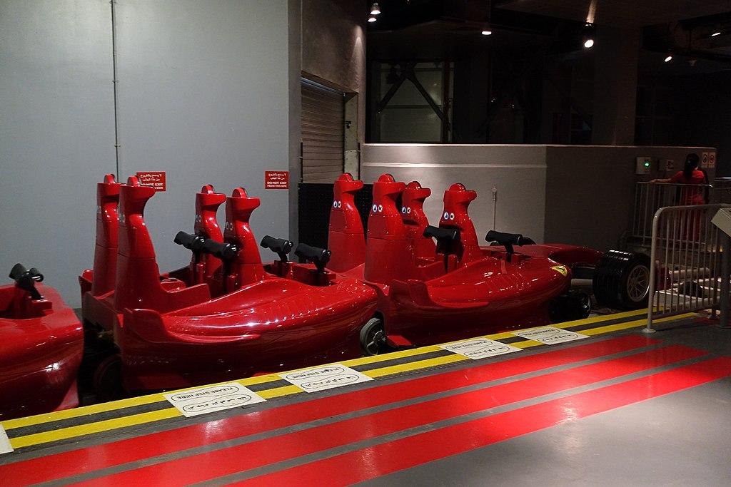 Ferrari World Abu Dhabi (26897666957)
