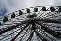 Ferris wheel, MandDs Theme Park, Strathclyde Country Park - geograph.org.uk - 313804.jpg