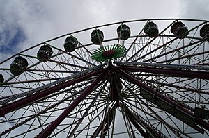 M&D's - Ferris wheel