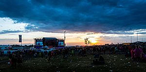 Rock am Ring and Rock im Park - Festival site Rock am Ring 2017