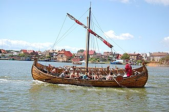 West Pomeranian Voivodeship - Viking Festival in Wolin