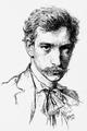 Fidus - Portrait Franz Evers, 1895.png