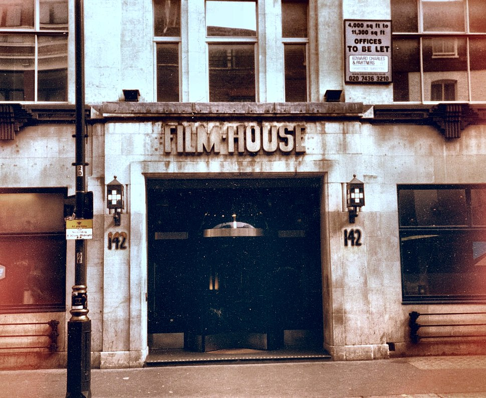 Film House 142 Wardour Street London Redvers