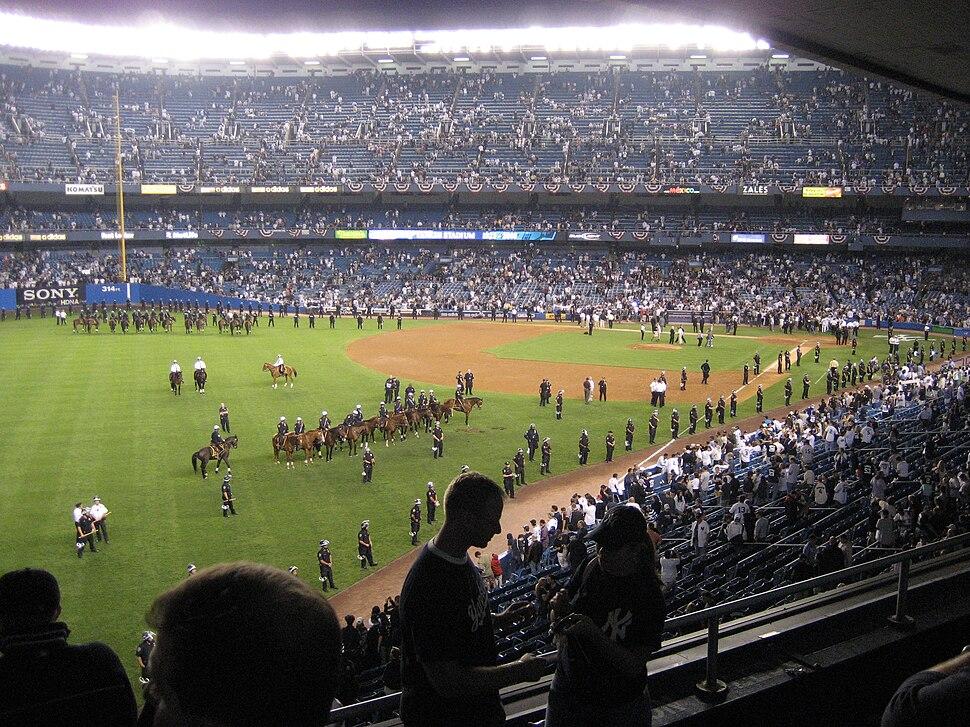 Final Yankees Game