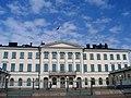 Finlande Helsinki Palais Presidentiel - panoramio.jpg