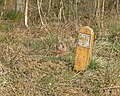 Fire Service water supply marker - geograph.org.uk - 1234700.jpg
