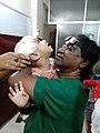 First CP PATIENT WITH Prof Dr Faridul Islam Chowdhury.jpg