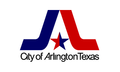 Flag of Arlington, Texas (2008).png